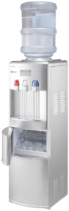 2-_COSTWAY_2-in-1_Water_Cooler_Dispenser_with_Built-in_Ice_Maker__Freestanding_Hot_Cold-removebg-preview
