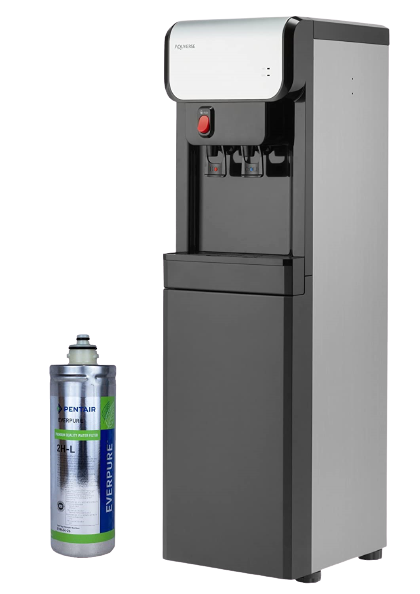 Aquverse A6500 Hot And Cold Bottleless Dispenser – With Filter