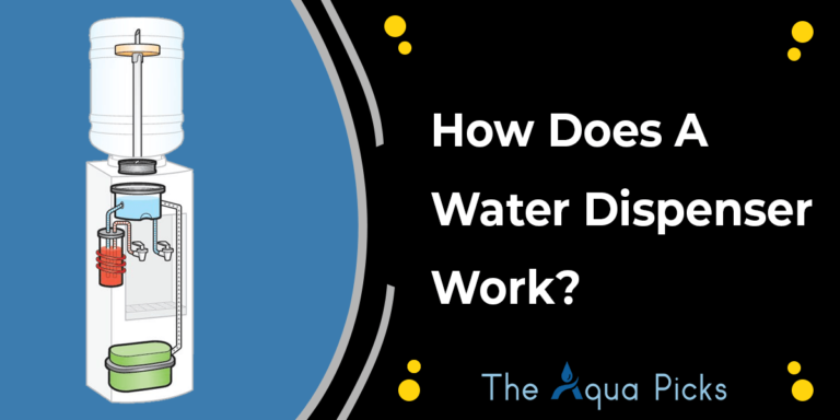 How does water dispenser work - The Aqua Picks