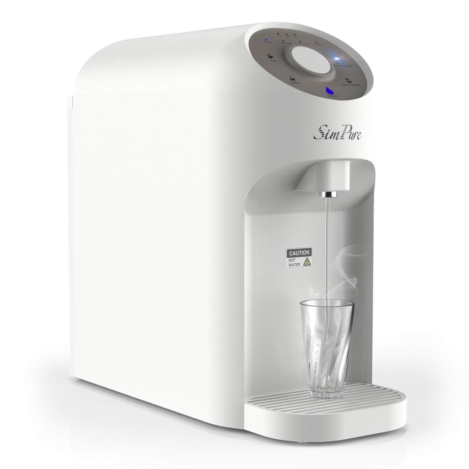 SimPure Y5 Instant Hot Bottleless Water Dispenser – Activated Carbon Post filter