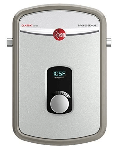 4. Rheem Tankless - Top Rated Electric Tankless Water Heaters
