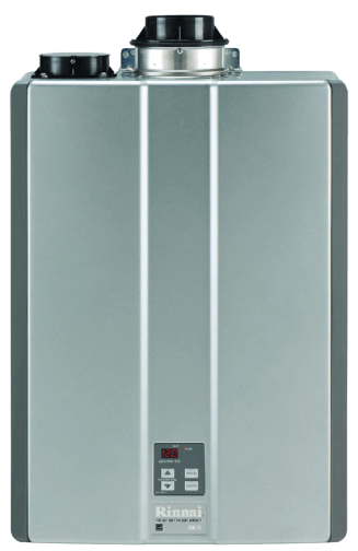 Rinnai Indoor Natural Gas Tankless Water Heater